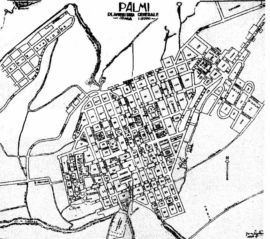 mappa anni 30B